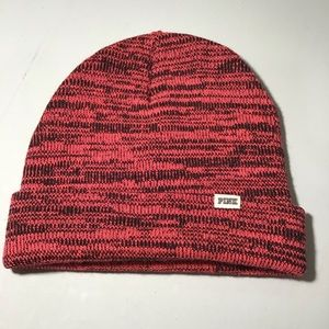 VS PINK Knit Winter Beanie